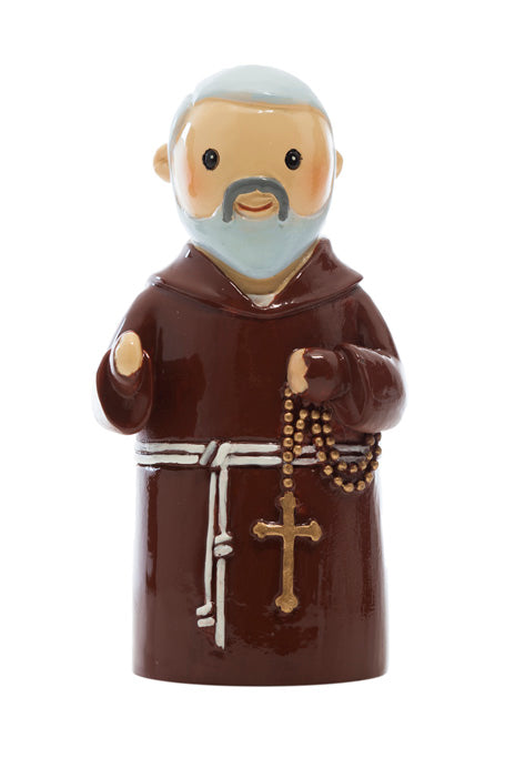 Padre Pio statue - Little Drops of Water