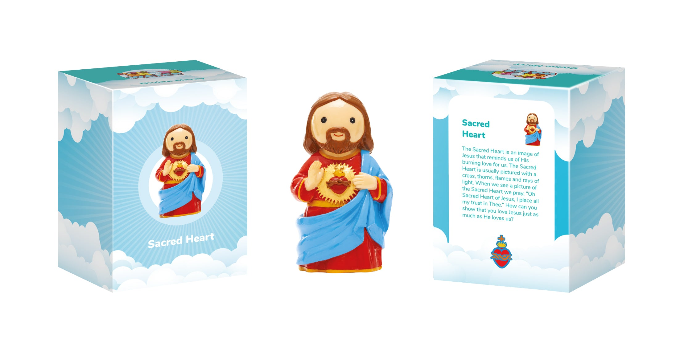 Sacred Heart Collectors Edition - Little Drops of Water