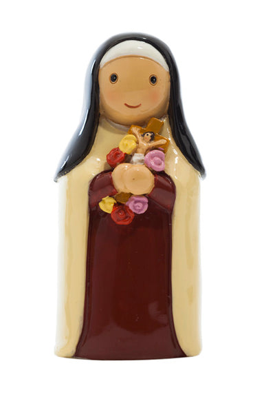 Saint Therese statue - Little Drops of Water