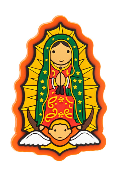 Lady of Guadalupe Fridge magnet