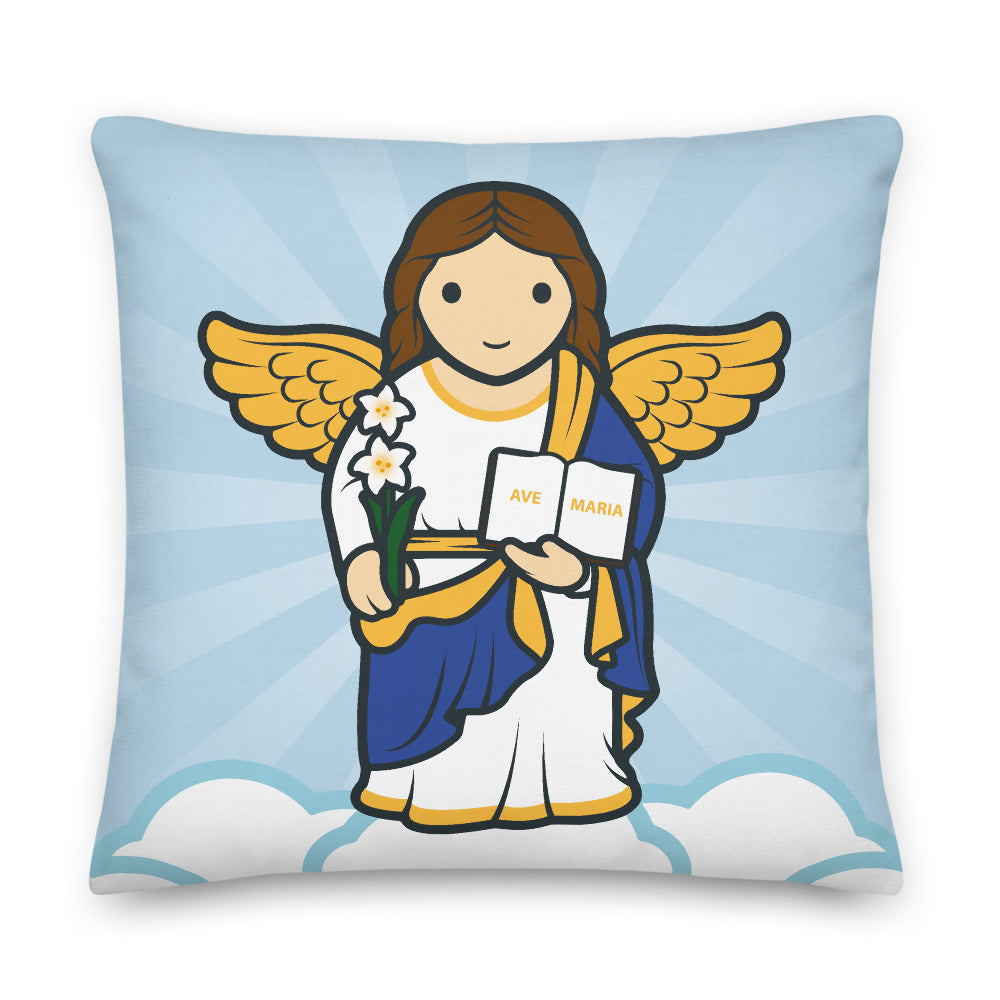 Saint Gabriel Premium Pillow - Little Drops of Water