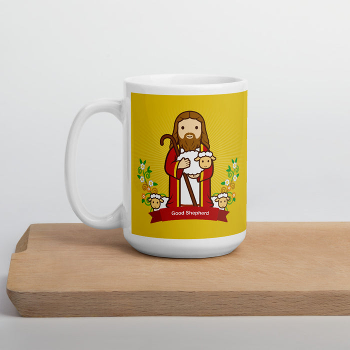 The Good Shepherd mug - Little Drops of Water