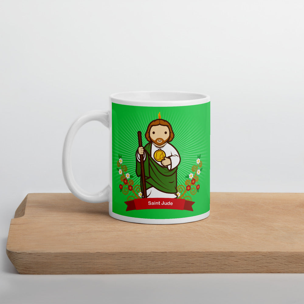 Saint Jude mug - Little Drops of Water