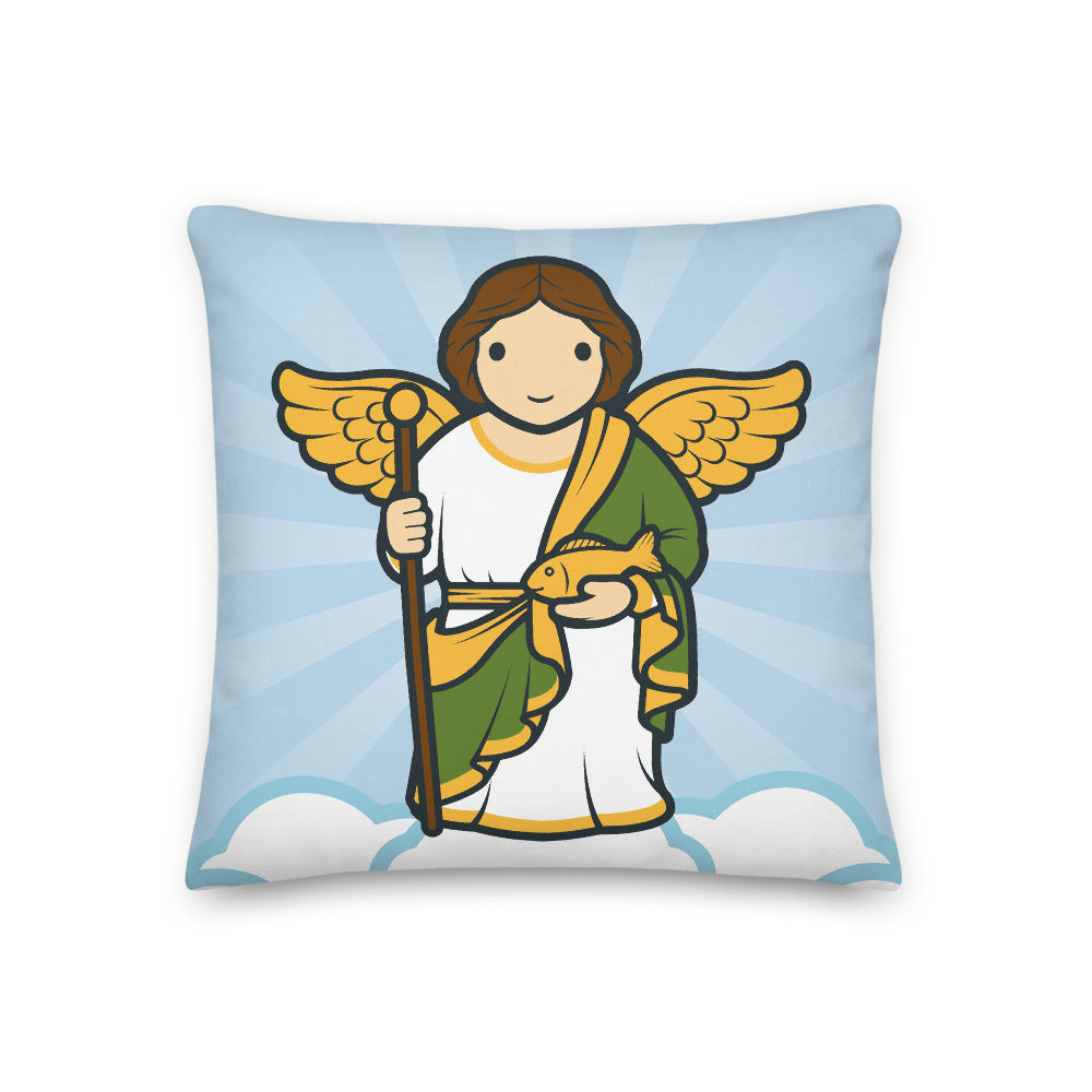 Saint Raphael Premium Pillow