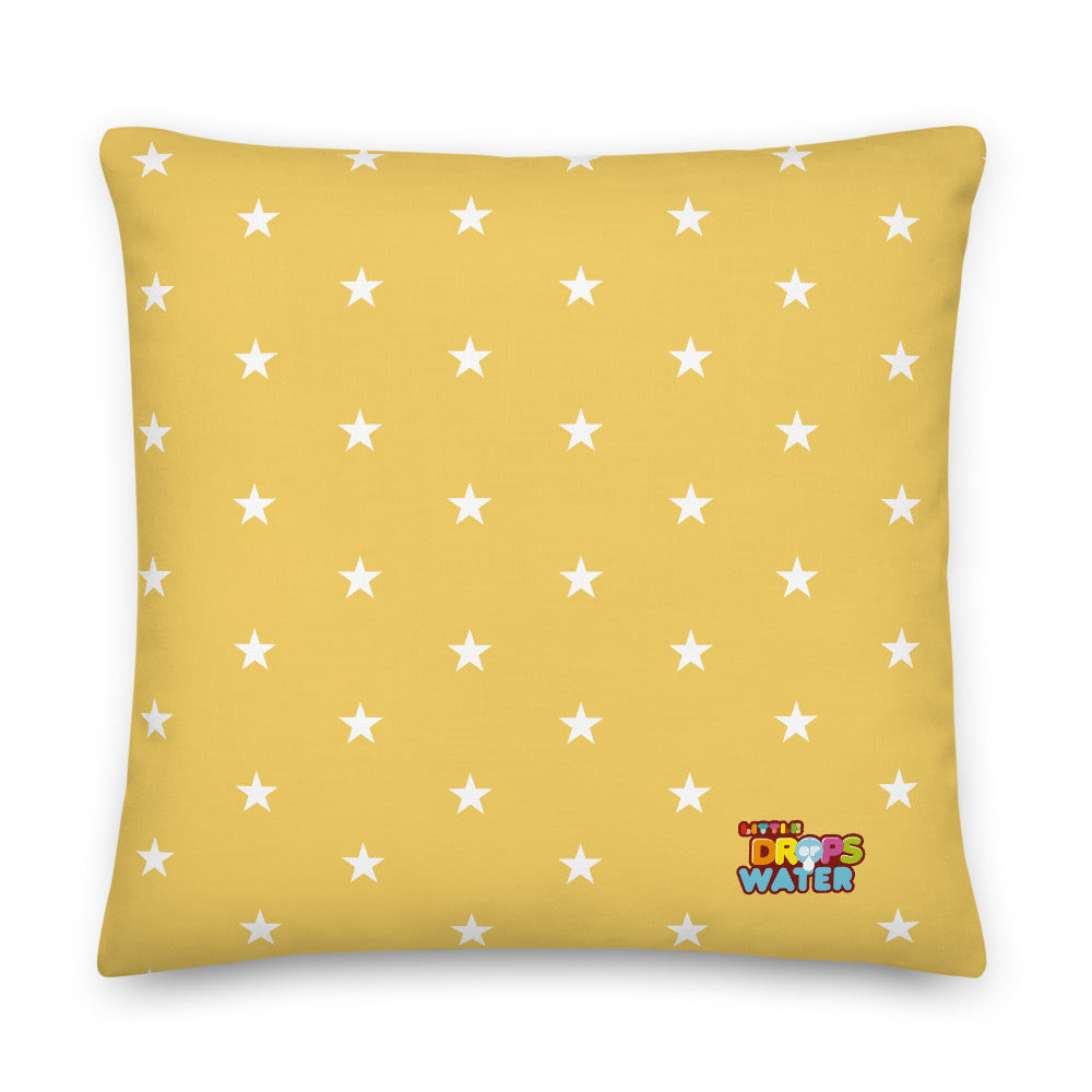 Saint Anthony Premium Pillow - Little Drops of Water