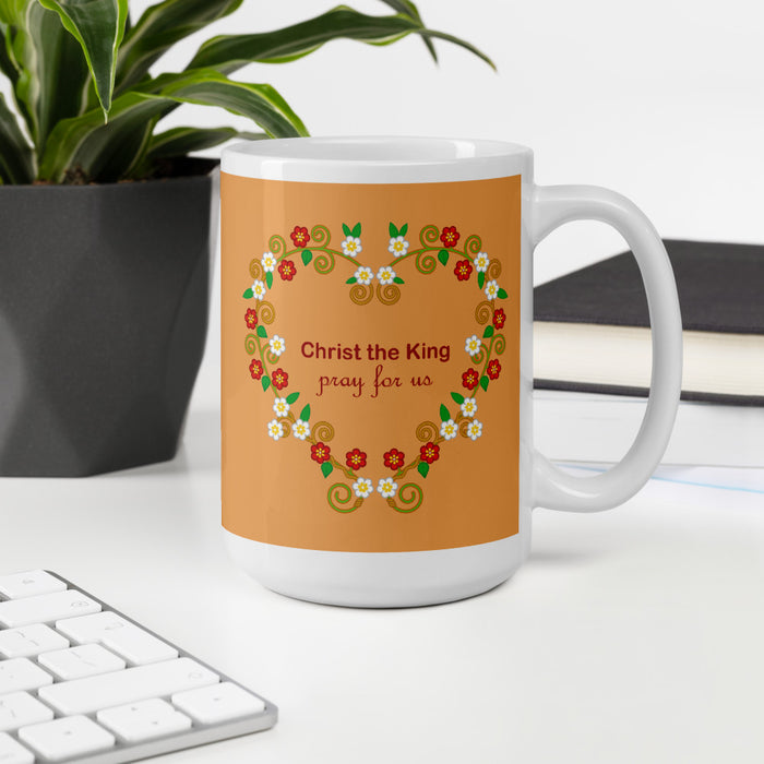 Christ the King mug - Little Drops of Water