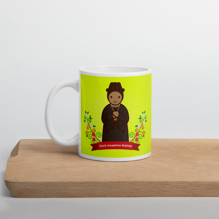 Saint Josephine Bakhita mug - Little Drops of Water