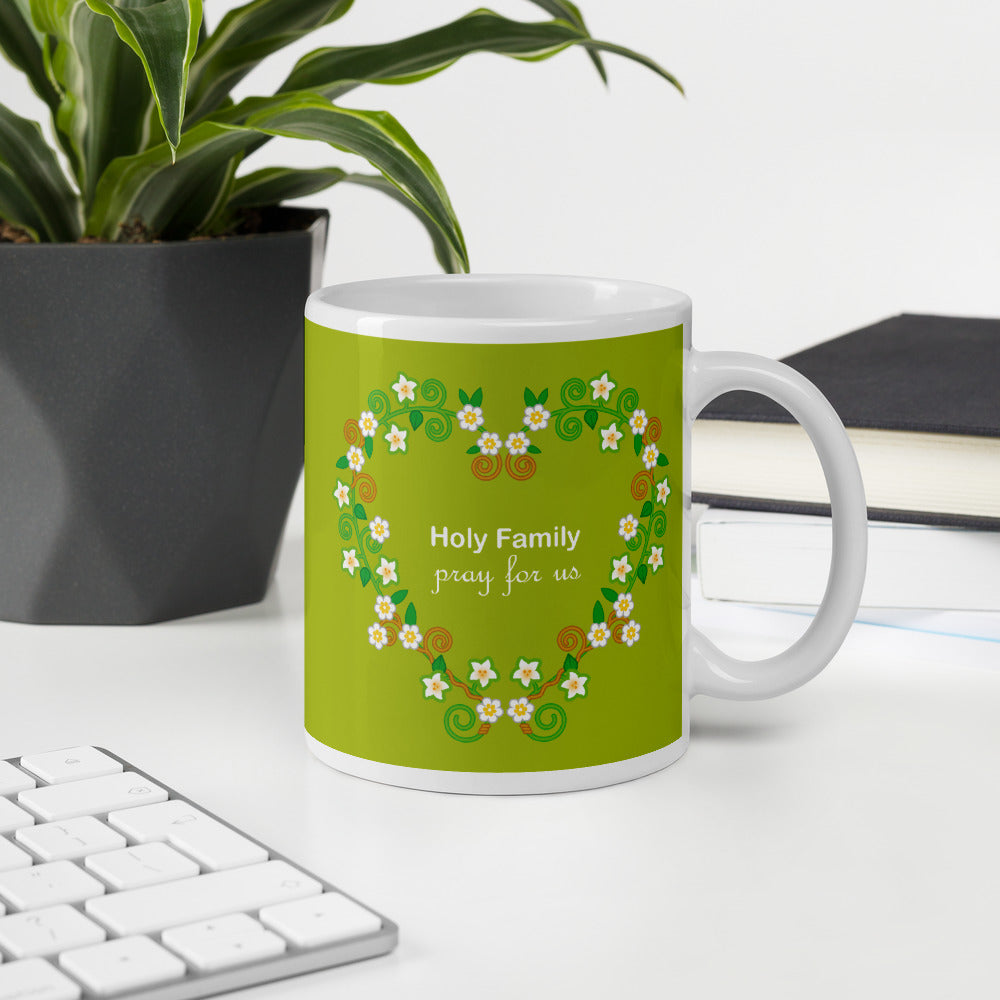 Holy Family mug - Little Drops of Water