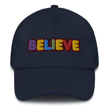Believe baseball cap - Little Drops of Water