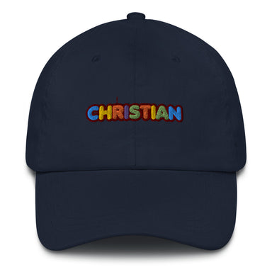 Christian Baseball cap - Little Drops of Water