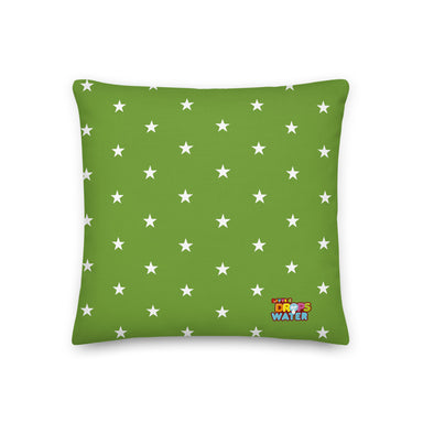 Saint Patrick Premium Pillow - Little Drops of Water