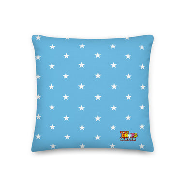 Lady of Lourdes Premium Pillow - Little Drops of Water