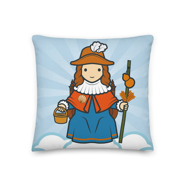Nino de Atocha Premium Pillow - Little Drops of Water