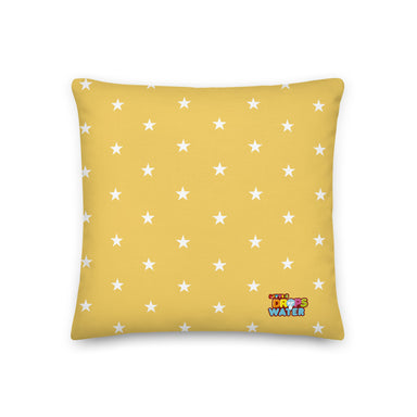 Lady of Fatima Premium Pillow - Little Drops of Water