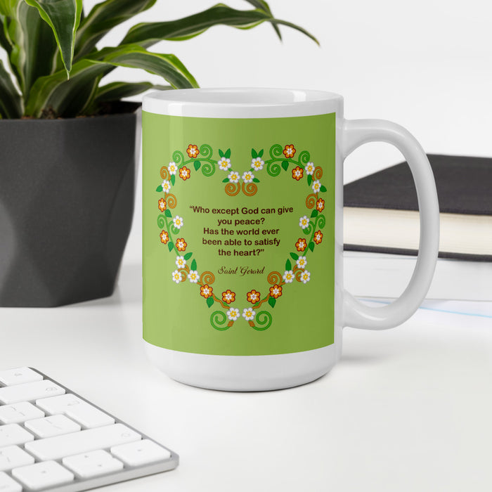 Saint Gerard mug - Little Drops of Water