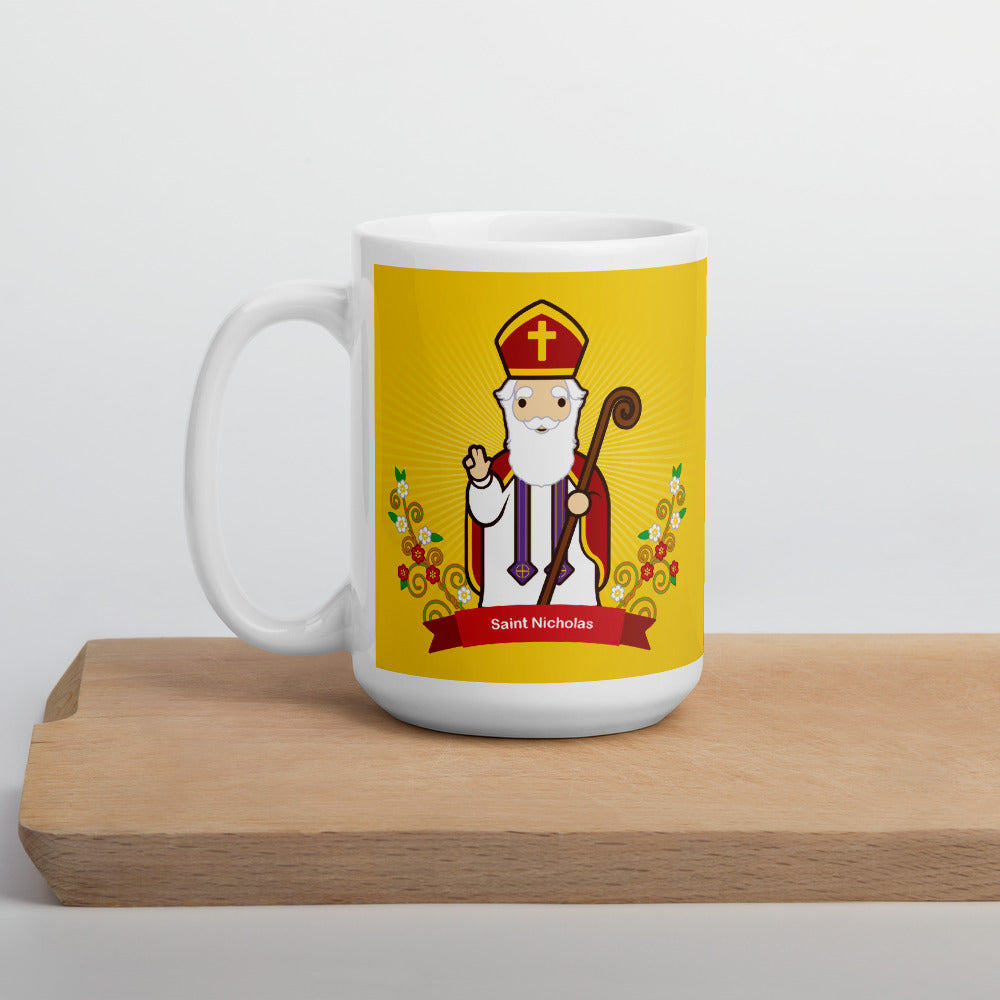 Saint Nicholas mug - Little Drops of Water