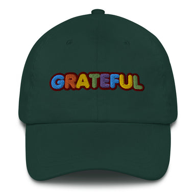 Grateful Baseball cap - Little Drops of Water