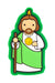 St. Jude fridge magnet - Little Drops of Water