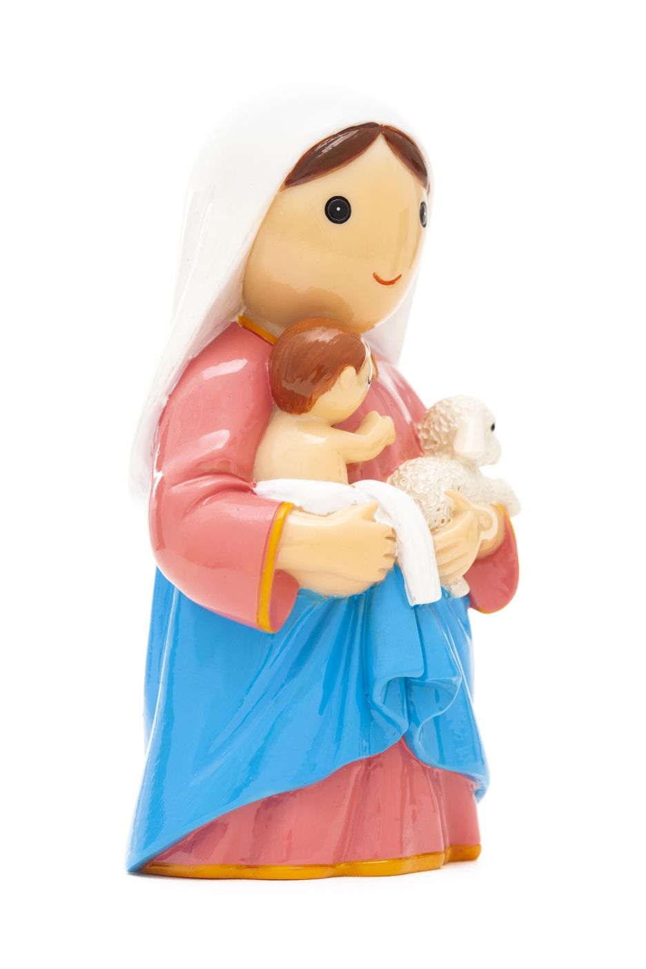 Madonna and child Collectors Edition