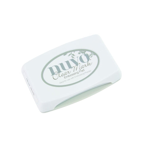 Nuvo - Clear Mark Embossing Pad - 101n