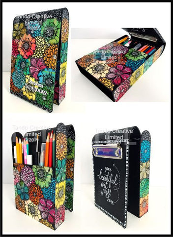 Tando Creative Birgit Koopsen Ministry of Mixology Art Case