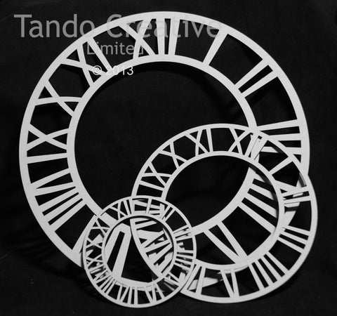 Tando Creative 3 clocks in 1