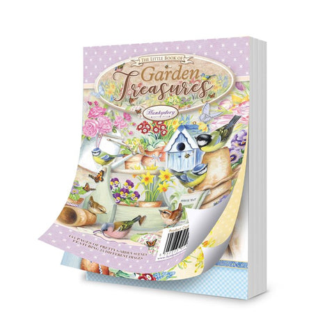 The Little Book of Garden Treasures By Hunkydory