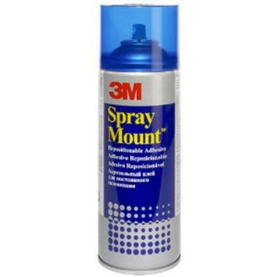 3M Spray Mount Repositionable Adhesive 200ml