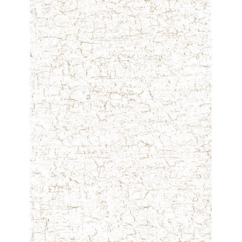 Decopatch White Gold crackle Paper 30x40cm 444