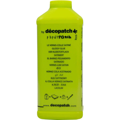 Decopatch Glossy Glue 600g