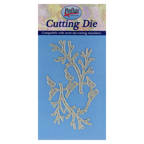 Floral Cutting Die TSTL048 By Pinflair