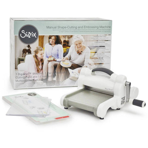 Sizzix Big Shot Die Cutting Machine (Machine Only)