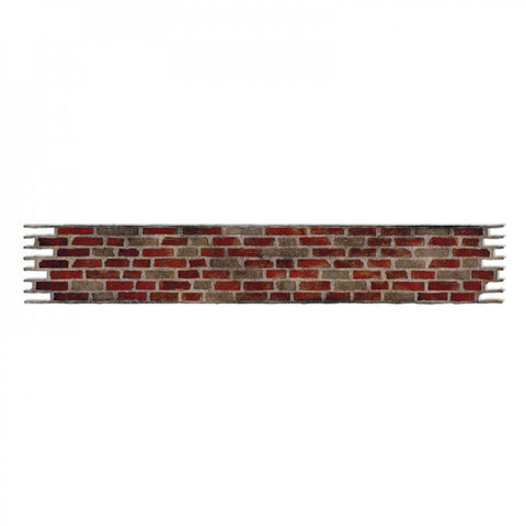 Brick Wall Sizzlits Decorative Strip By Tim Holtz Alterations Sizzix 658240