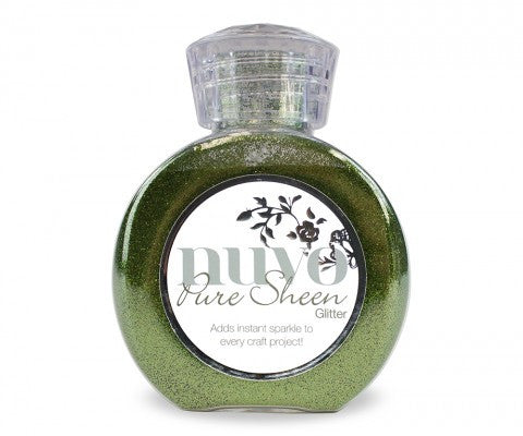 NUVO GLITTER COLLECTION – GREEN – 701N