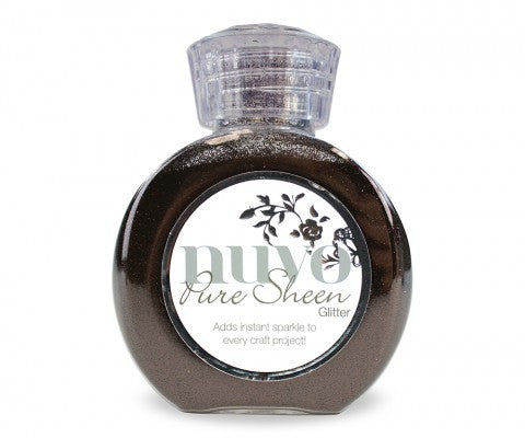 Nuvo Glitter Collection - Chocolate - 715n