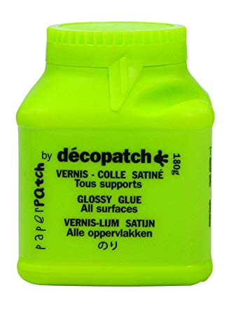 Decopatch Glossy Glue 180g