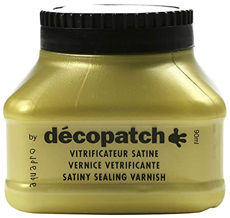 Decopatch Satin Sealing Varnish 90ml