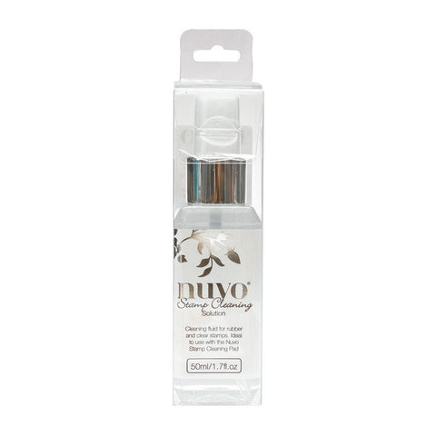 Nuvo - Stamp Cleaning Solution - 974n
