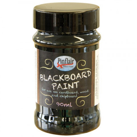 Pinflair Blackboard Paint 90ml
