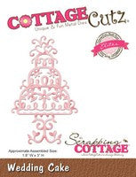 CottageCutz Dies - Wedding Cake (Elites)