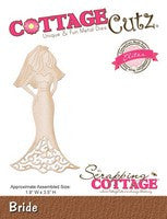 CottageCutz Dies - Bride (Elites)