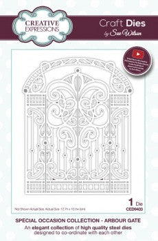Arbour Gate Special Occasion Collection By Sue Wilson Creative Expressions CED9403