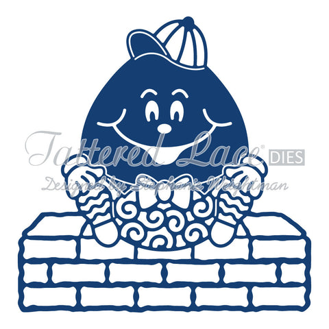 Humpty Dumpty D847 By Tattered Lace