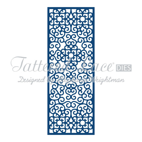 Ornamental Panel D854 By Tattered Lace