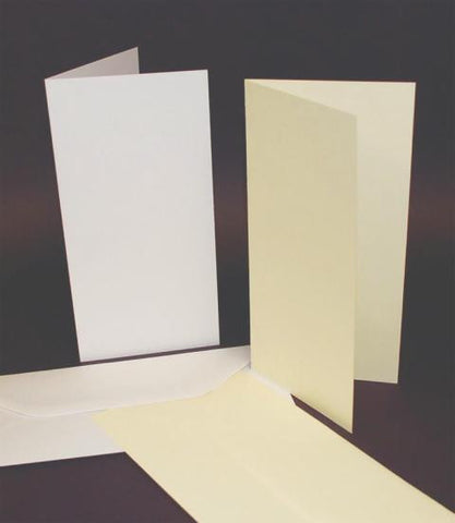 DL Card Blanks and Envelopes Craft UK