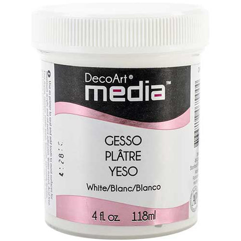 DecoArt Media White Gesso