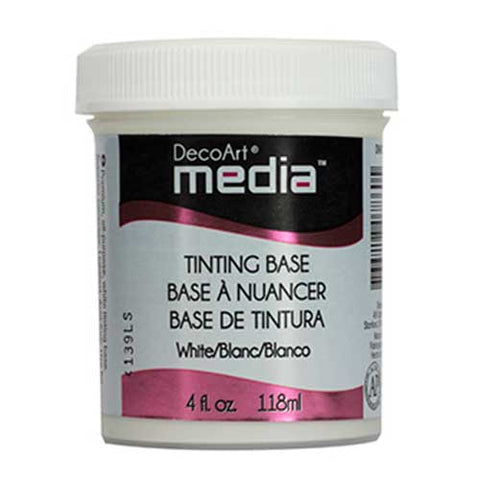 Tinting Base White DecoArt Media