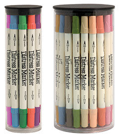 Tim Holtz Distress Markers By Ranger