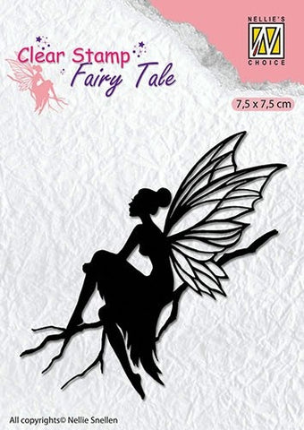 Fairy Tale 6 Fairy Tale Clear Stamps Nellie Snellen FTCS006