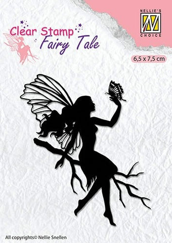 Fairy Tale Clear Stamps Fairy Tale 9 Nellie Snellen FTCS009